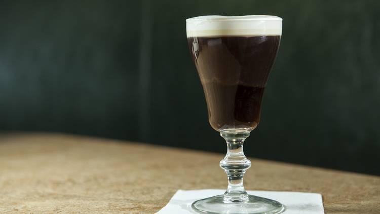 Tom Bergin's Irish Coffee