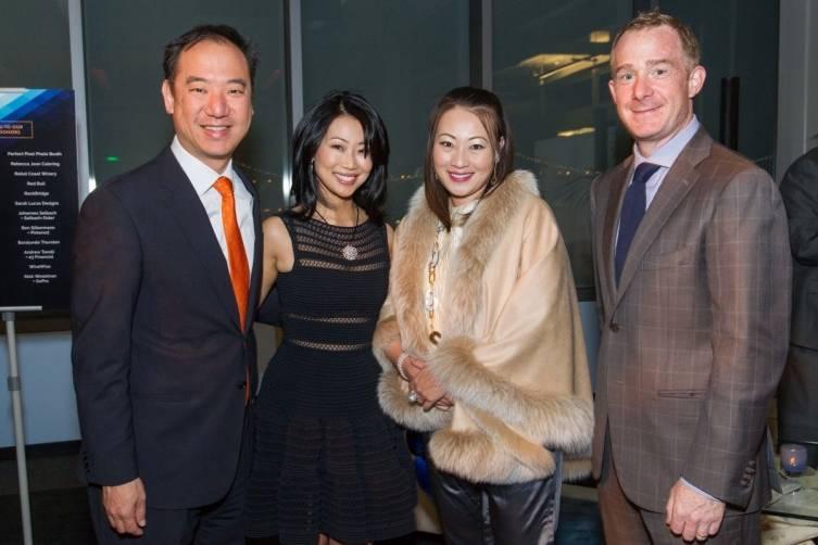 Yat-Pang Au, Huifen Chan, Helina Au and Jack Bittner