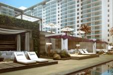 1 Hotel South Beach Cabana Pool