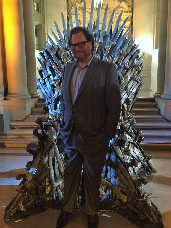 game of thrones marc benioff