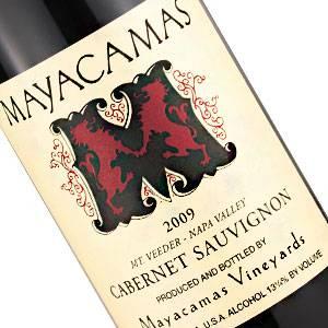 mayacamas-2009-cabernet-sauvignon