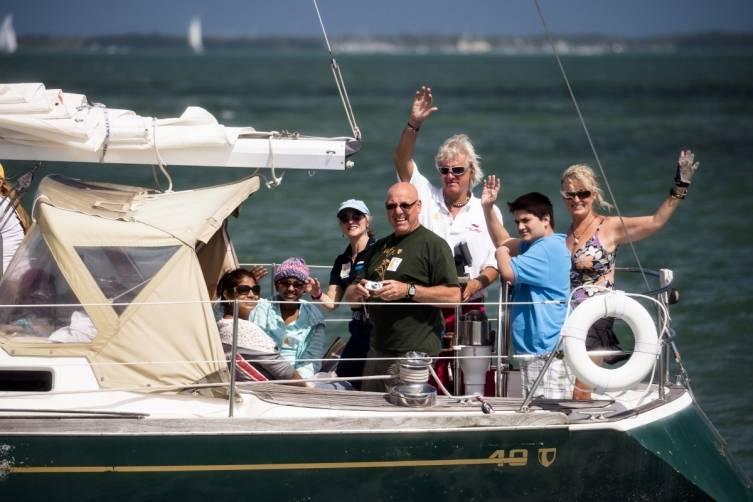 Panerai's Sailing Heals