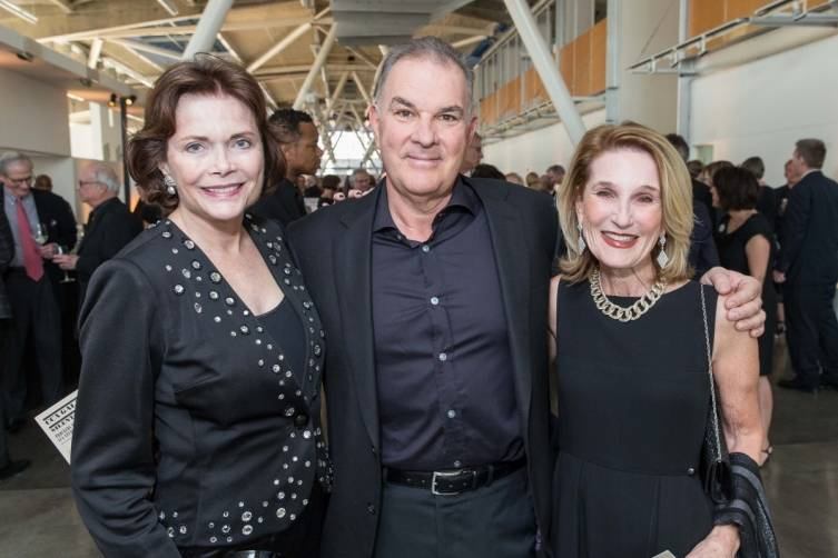 Kay Kimpton Walker, Dennis Calas, Lorna Meyer Calas