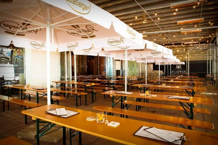 Clinton Hall Restaurant & Bar