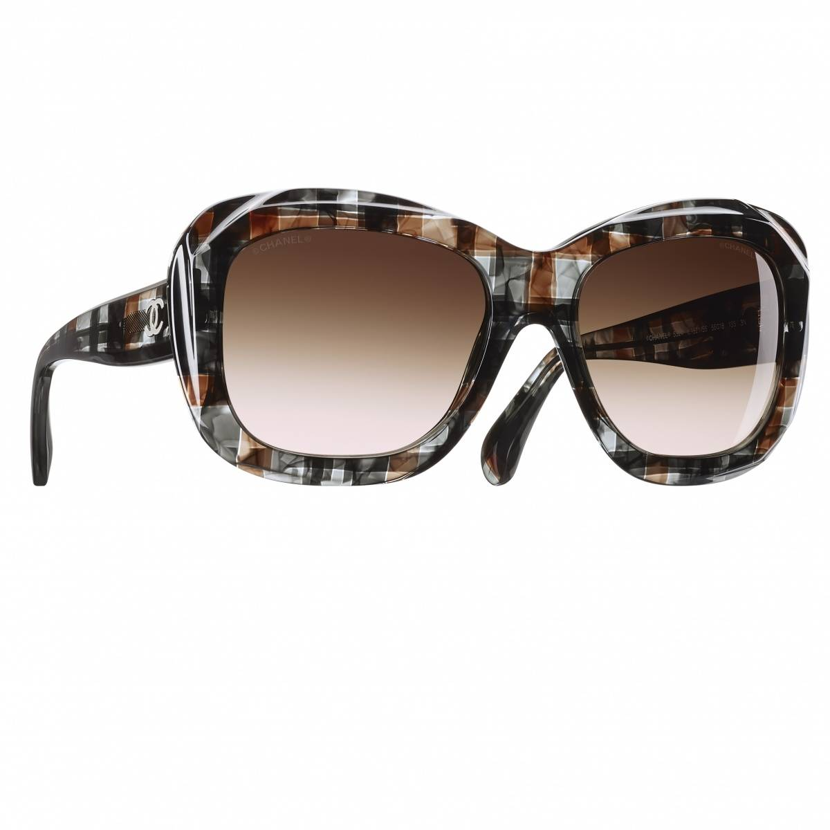 Chanel Tweed Eyeglass Frames : The Most Unique Sunnies of 2015