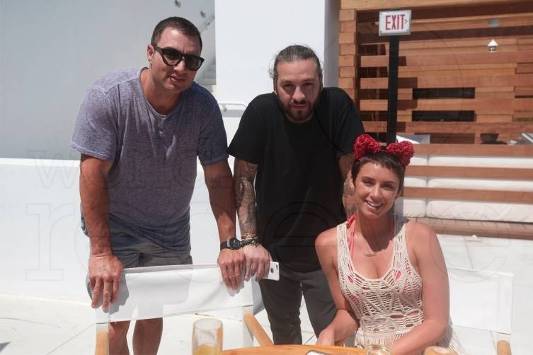 Chris Paciello, Steve Angello & Julz
