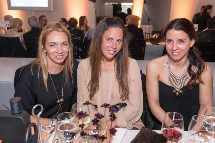 Victoire Reynal Brown, Anne Waterman, Maca Huneeus