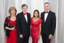 Gail McGovern, Anthony Earley, Lillian Phan, Mark Cloutier