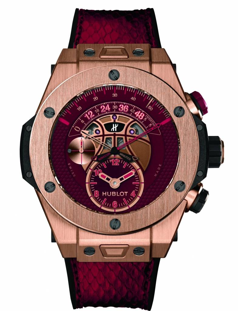 "Big Bang ""Vino ""King Gold – Limited edition of 100 pieces"