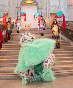 Sonya Molodetskaya's Most Memorable Gala Looks