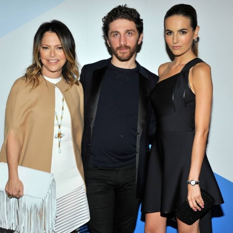 Elyse Walker, David Koma, Camilla Belle