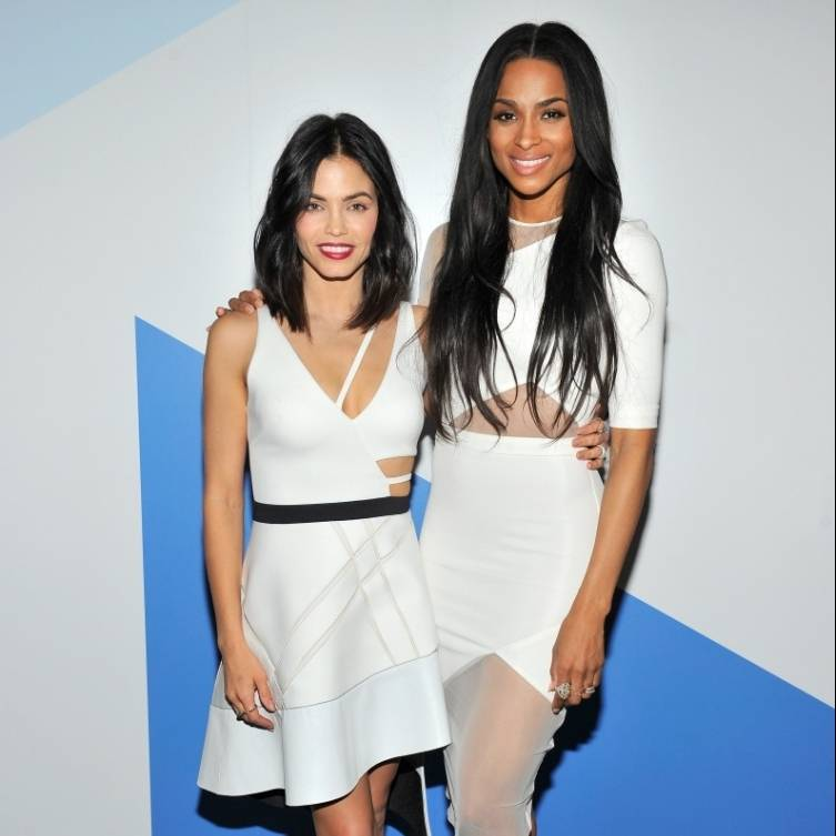 Jenna Dewan Tatum and Ciara