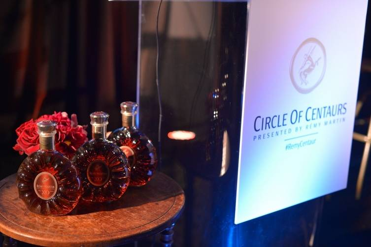 Remy Martin's Circle of Centaurs event