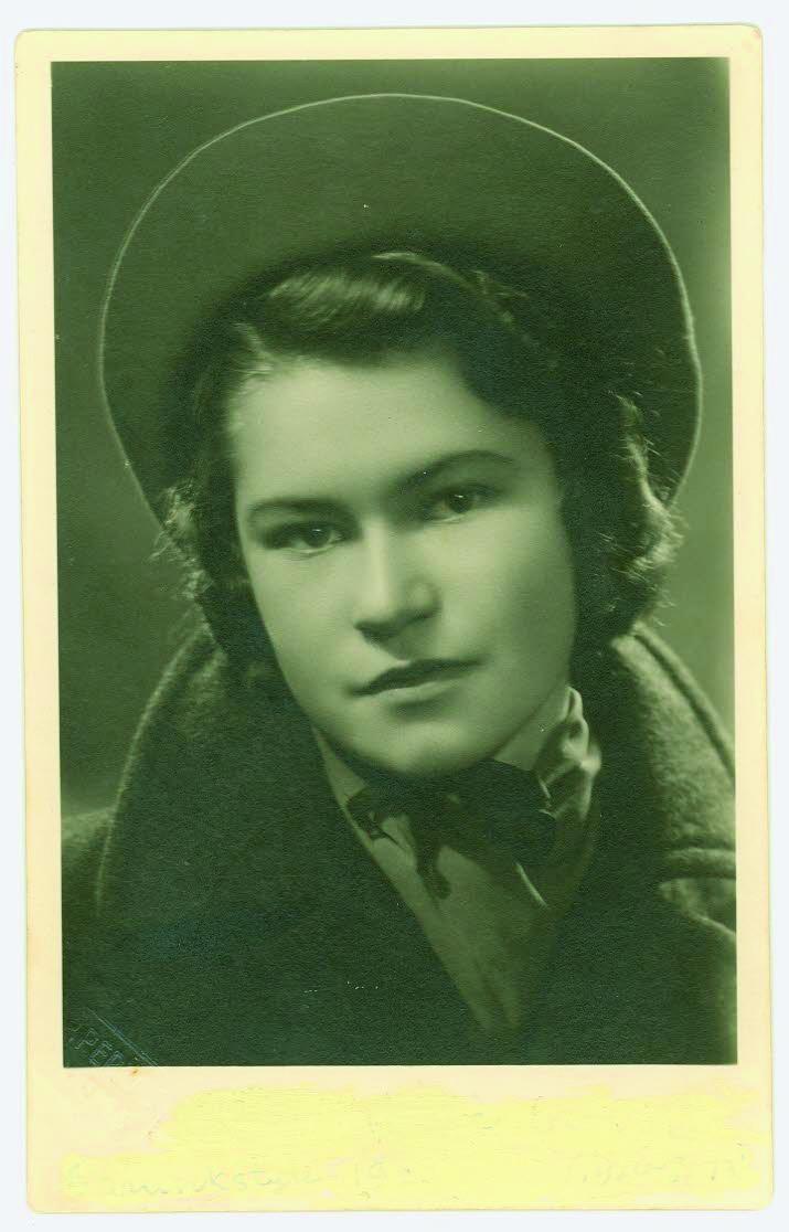 Audrey Gruss's Mother