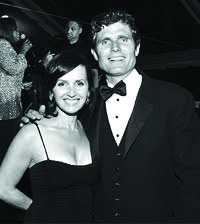 Alina and Anthony Shriver