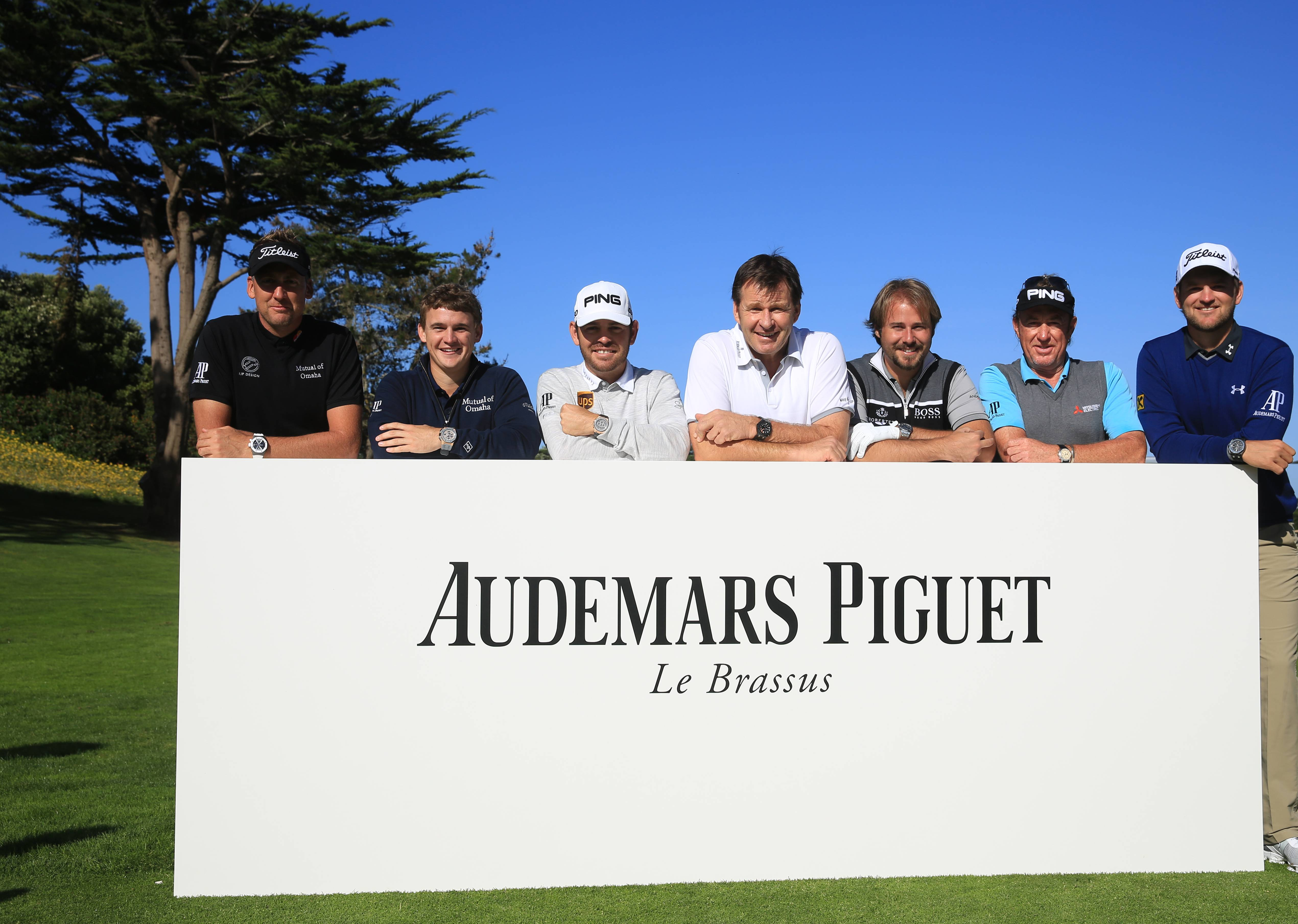 miami al and nancy malnik s annual make a wish garden party audemars piguet hosts fourth international golf invitational tour nt in san francisco