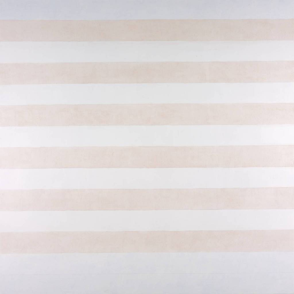 Happy Holiday 1999 by Agnes Martin 1912-2004