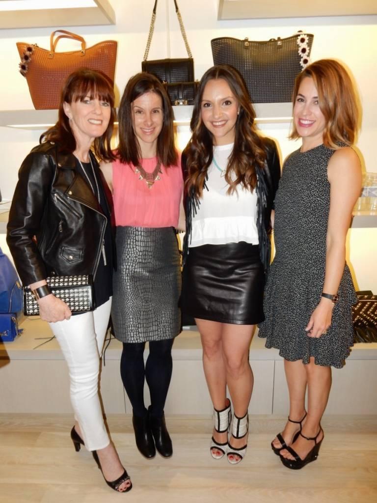 Allison Speer, Jessica Lessin, Brit Morin, Alison Pincus