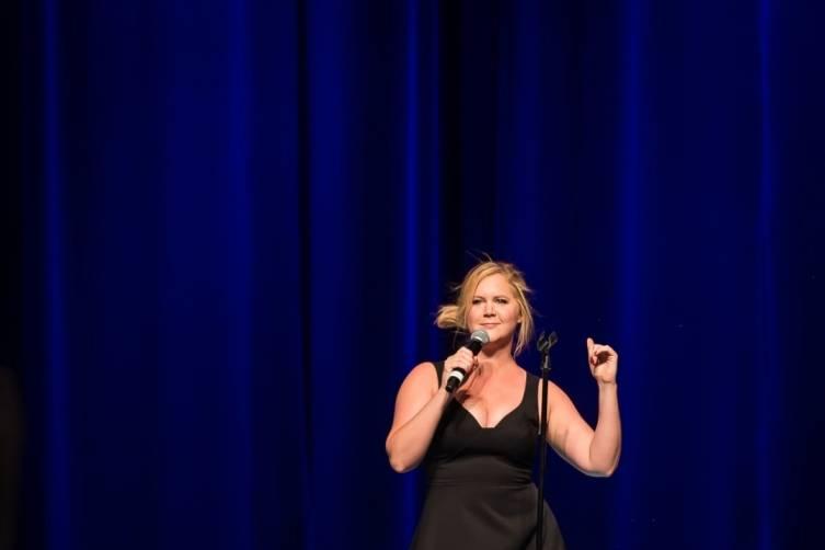 Amy Schumer performs at The Cosmopolitan of Las Vegas April 24 2015_Kabik 2