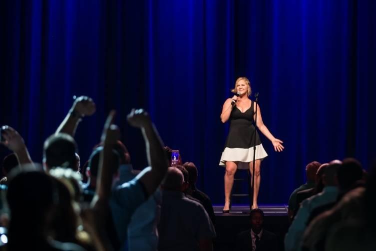 Amy Schumer performs at The Cosmopolitan of Las Vegas April 24 2015_Kabik 3