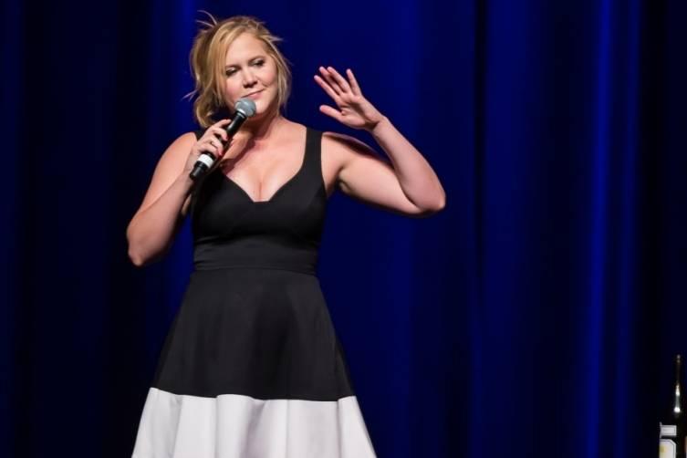 Amy Schumer performs at The Cosmopolitan of Las Vegas April 24 2015_Kabik 4