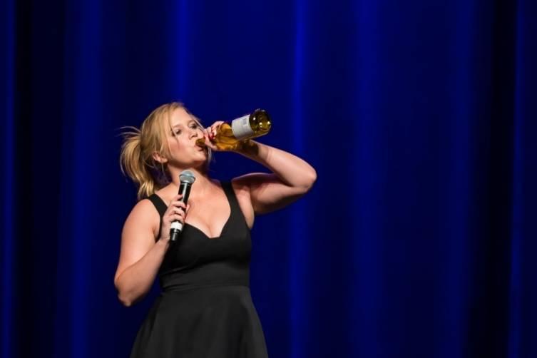 Amy Schumer performs at The Cosmopolitan of Las Vegas April 24 2015_Kabik 6
