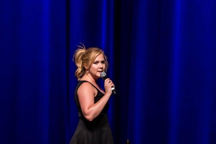 Amy Schumer performs at The Cosmopolitan of Las Vegas April 24 2015_Kabik 8