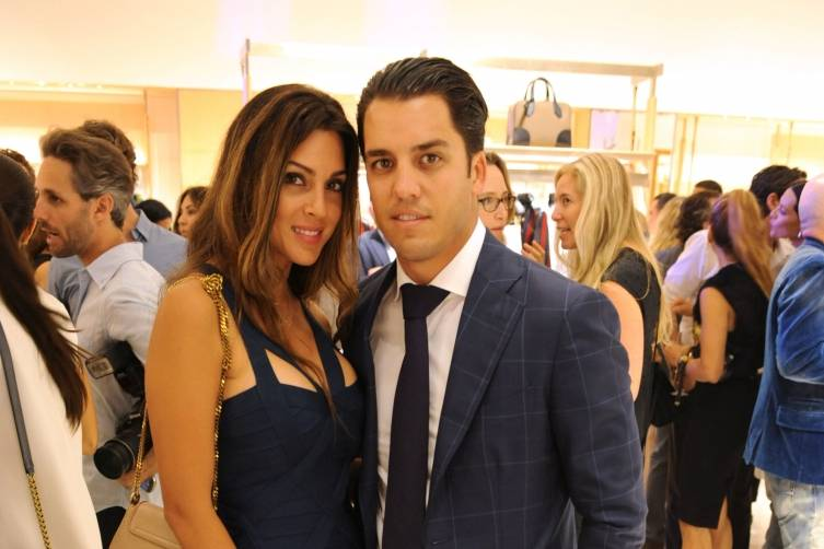 Andres Fanjul Jr & Erica Phillips