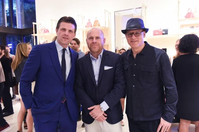 Anthony Ledru, Marc Spiegler, & Craig Robins