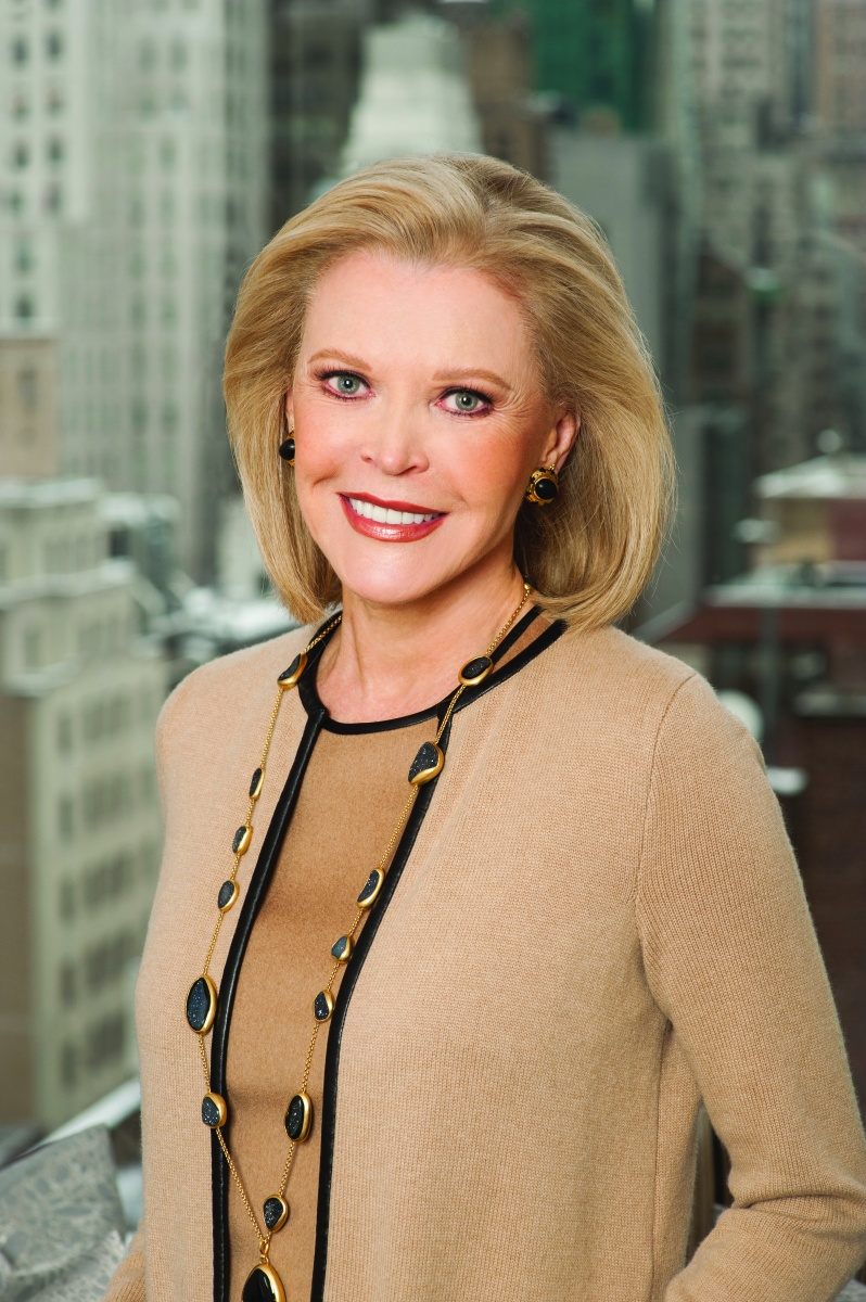 Audrey Gruss, photograph by Daniel D'Ottavio