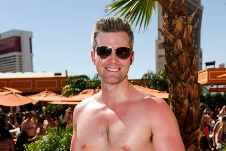 Bravo's Ryan Serhant at TAO Beach