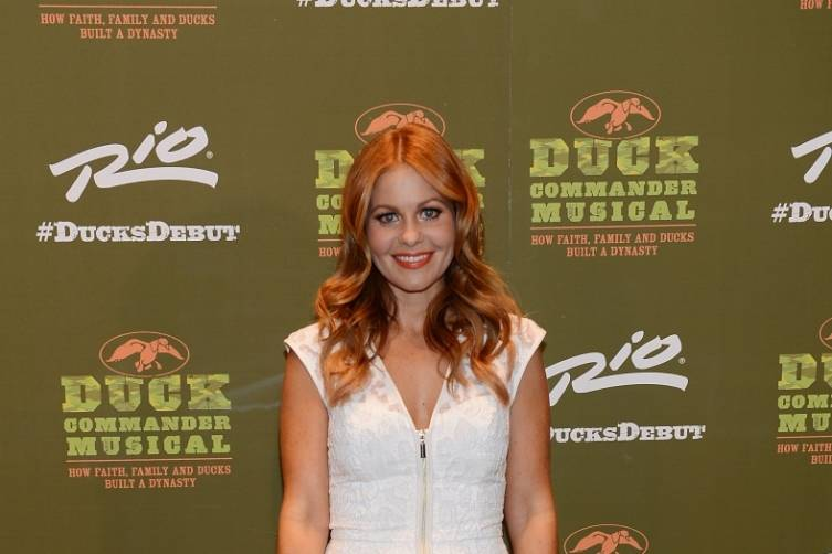 Candace Cameron Bure at World Premiere of DUCK COMMANDER MUSICAL 4.15.15_Credit Denise Truscello