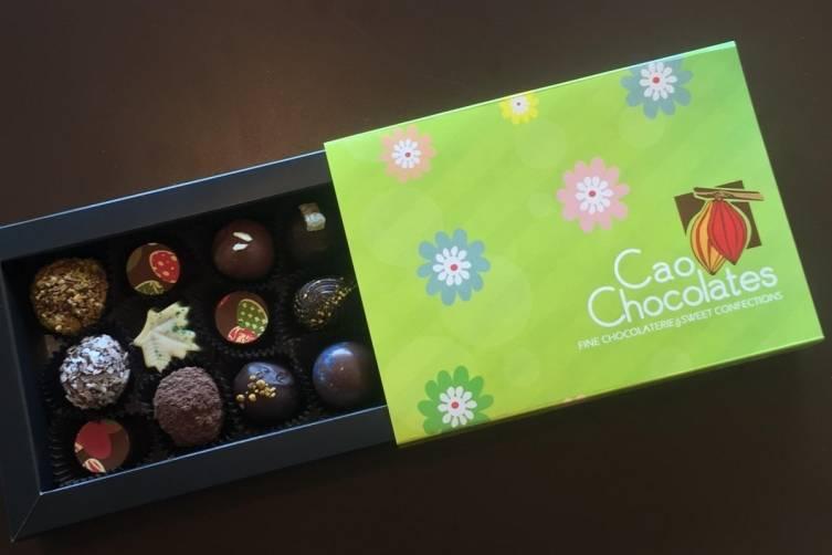 Cao Chocolates' Limited Edition