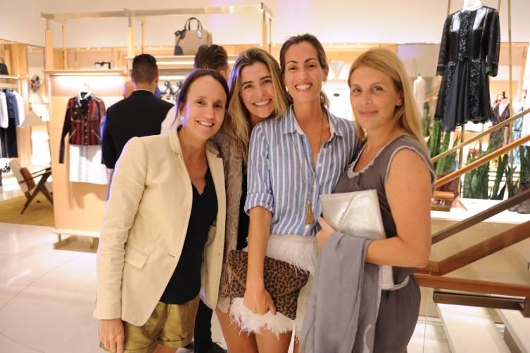 Carola Urtubey, Silvana Larrarte, Luli Ballestrin, & Soledad Picon