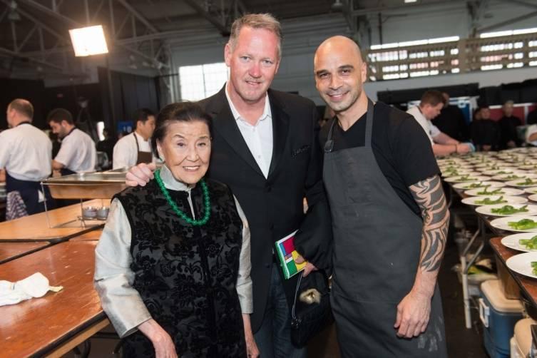 Cecilia Chang, Michael Murphy, Mourad Lahlou