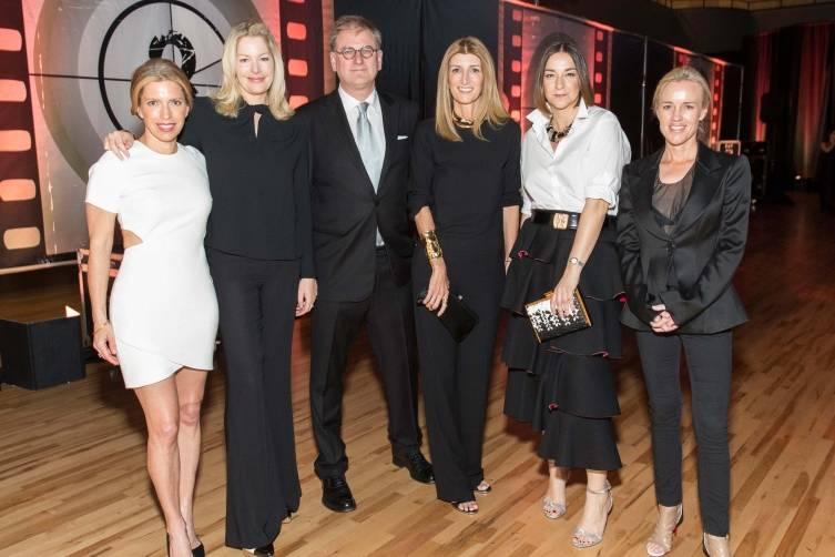 Christine Aylward, Victoria Raiser, Noah Cowan, Sarah Rutson, Lupe Puerta, Heidi Castelein