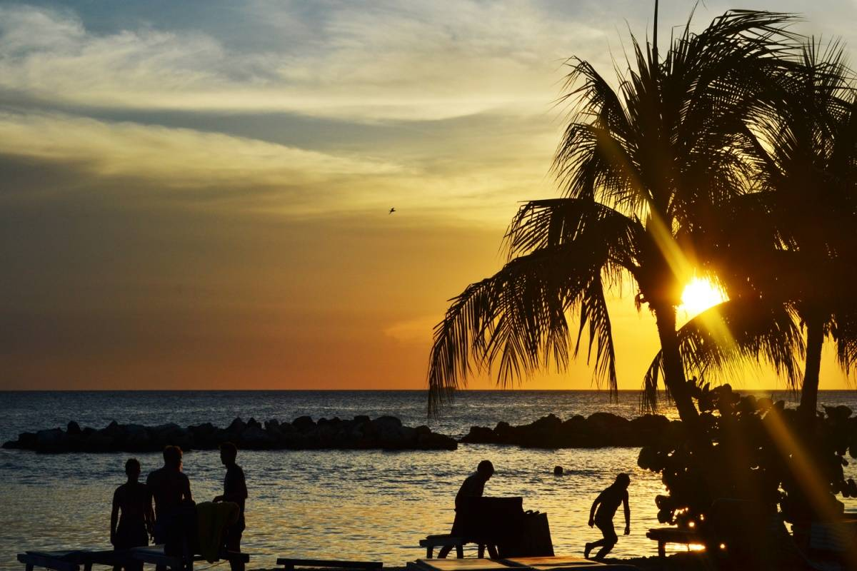 Curacao Beach –K. Tablang