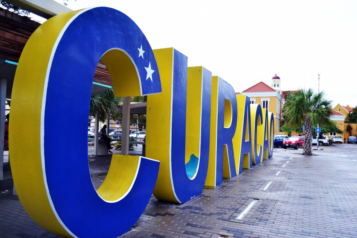 Curacao Sign – K. Tablang