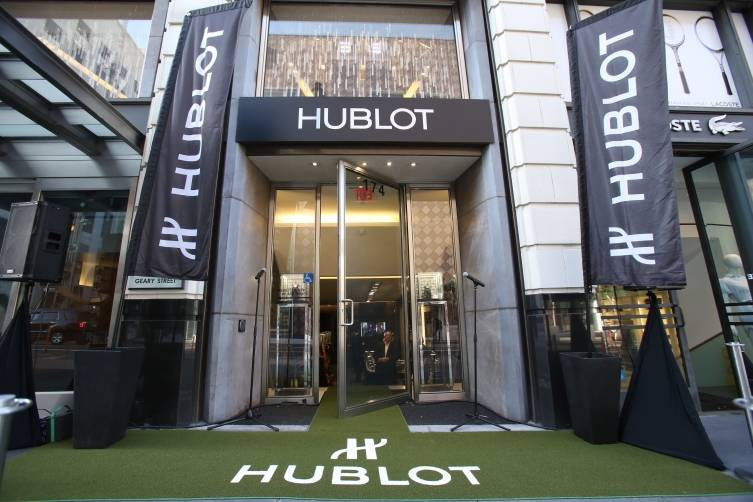 Hublot San Francisco