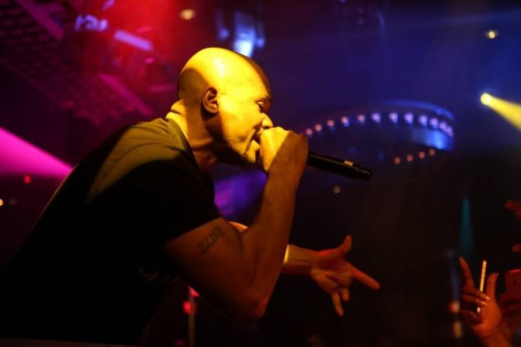DMC performing