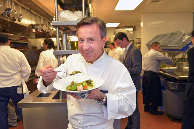 Vintage South Of France Lunch Hosted By Daniel Boulud - 2015 Food Network & Cooking Channel South Beach Wine & Food Festival
