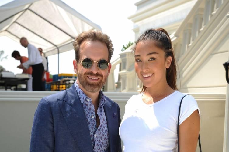 Daniel Novela & Aria Leialoha