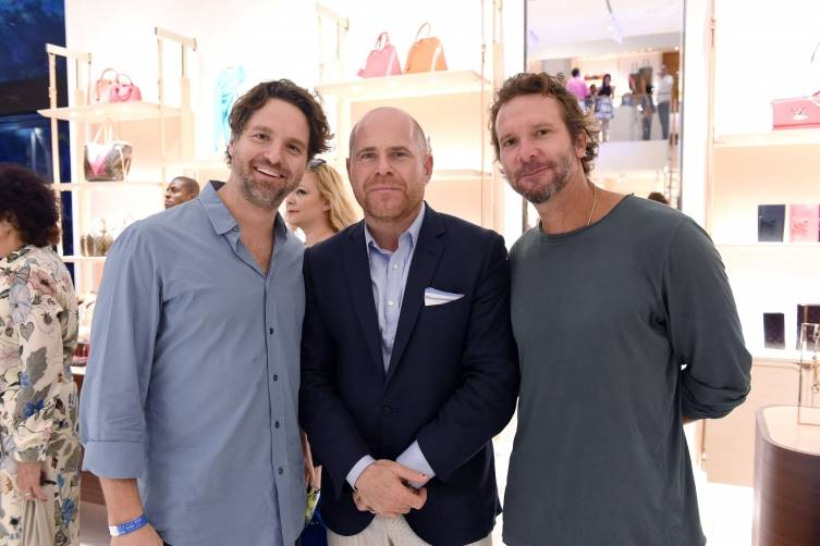 David Simkins, Marc Spiegler, & Nathan Browning