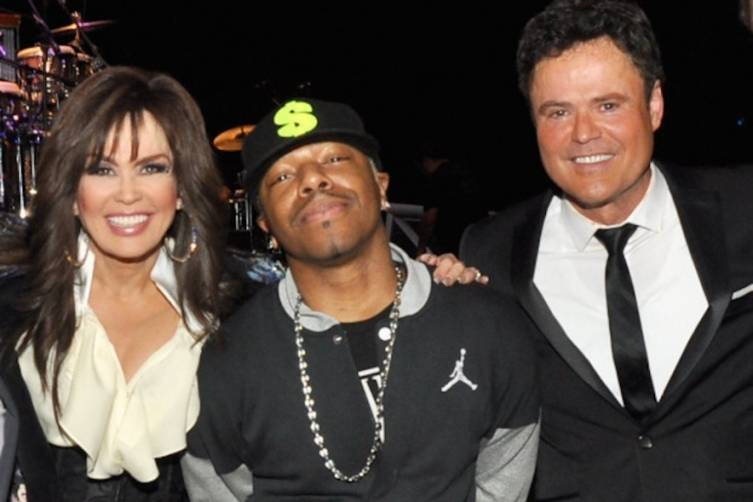 Marie Osmond, SisQo and Donny Osmond