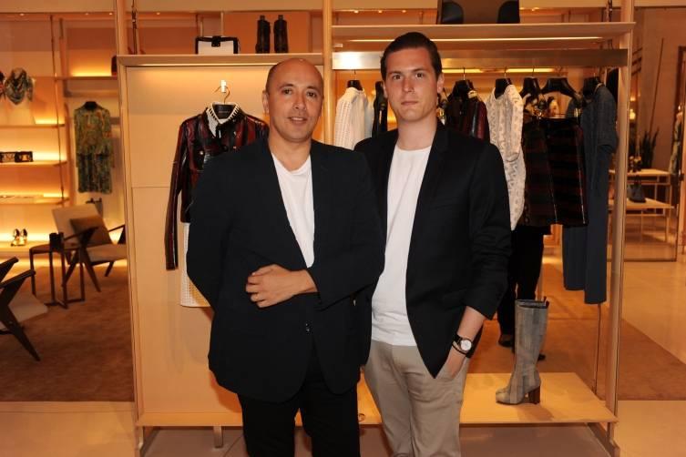 Horacio Silva & Ben Trapold