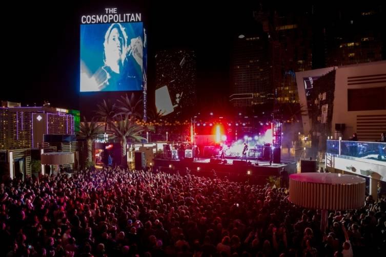 Interpol performs at The Cosmopolitan_April 15_Kabik 5