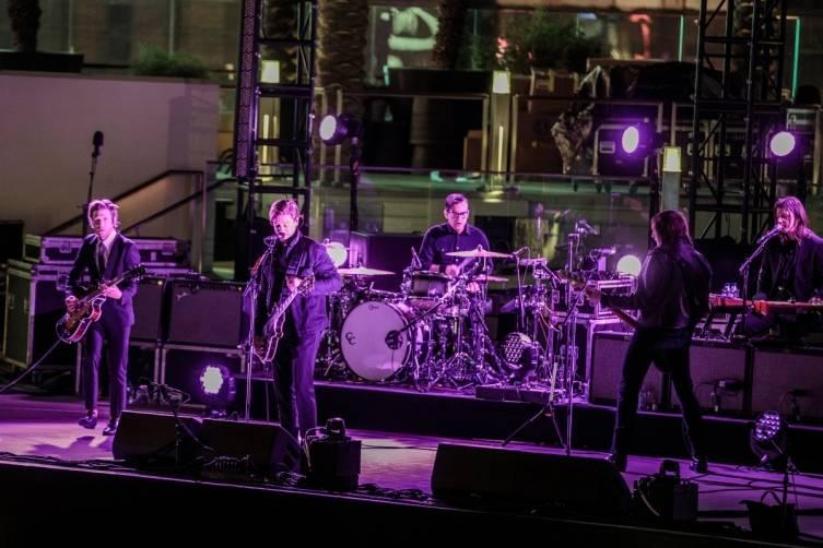 Interpol performs at The Cosmopolitan_April 15_Kabik 6
