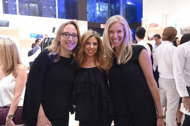 Jackie Soffer, Nikki Simkins, & Michelle Rubell