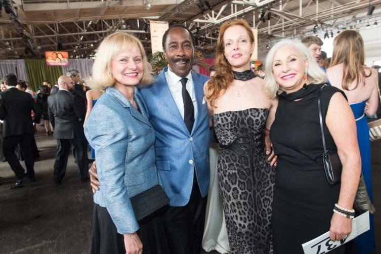 Janet Parker, Nate Parker, Sarah Steingart, Leslie Gibin