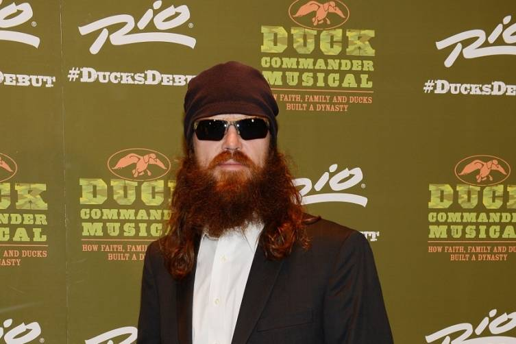 Jase Robertson at World Premiere of DUCK COMMANDER MUSICAL 4.15.15_Credit Denise Truscello